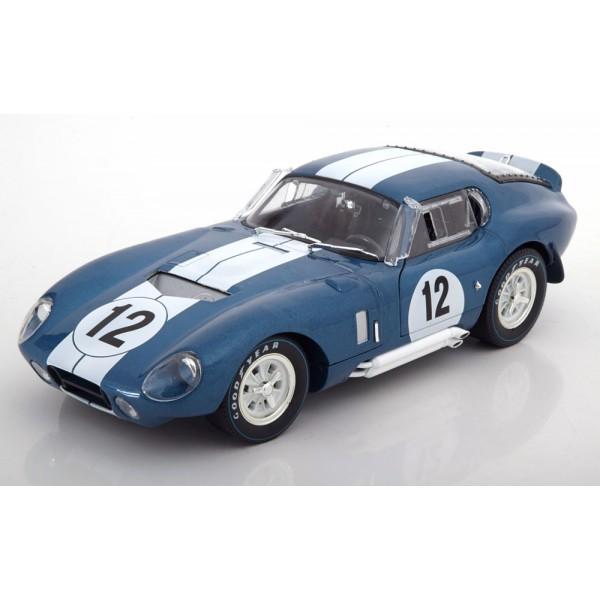 Shelby Cobra Daytona Coupe No.12, 24h Le Mans