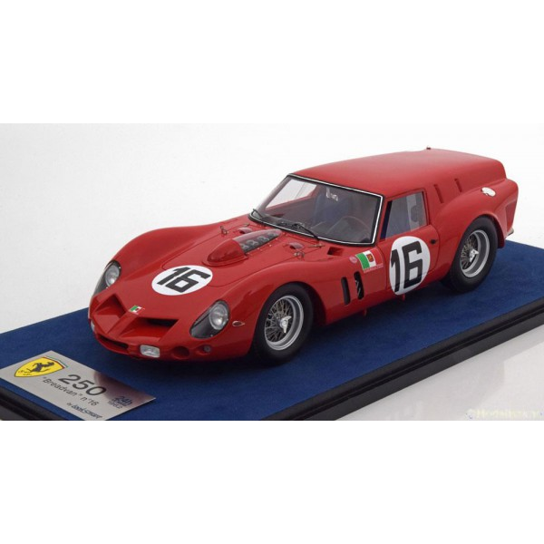 Ferrari 250 GTO SWB Breadvan No.16, 24h Le Mans