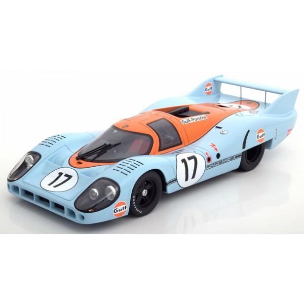 Porsche 917 LH No.17, 24h Le Mans