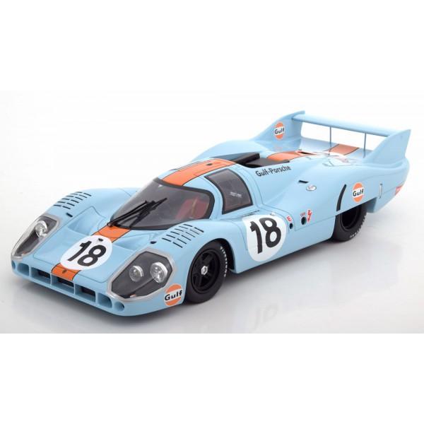 Porsche 917 LH No.18, 24h Le Mans