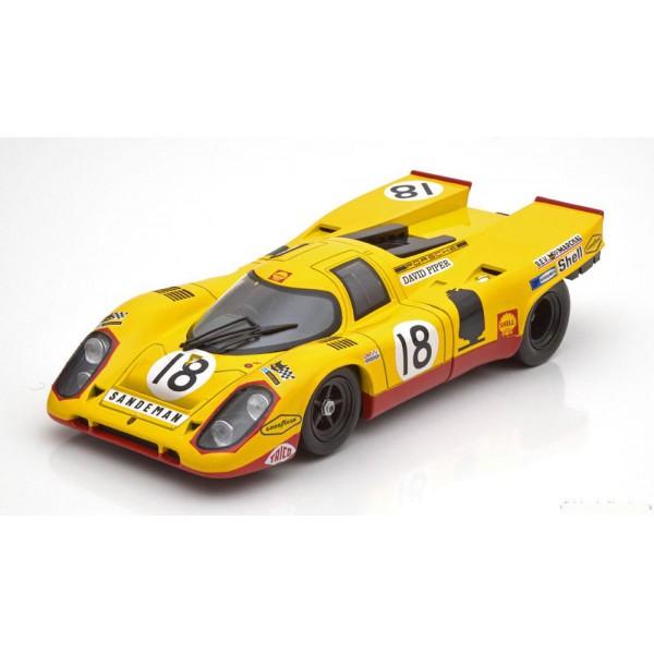Porsche 917K No.18, 24h Le Mans