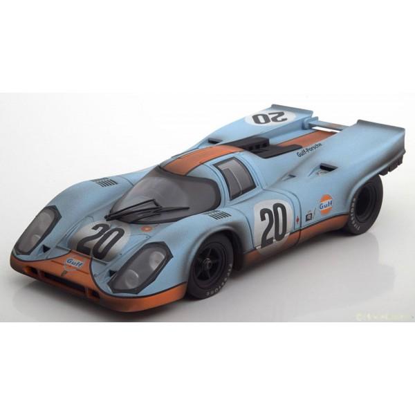 Porsche 917K No.20, 24h Le Mans