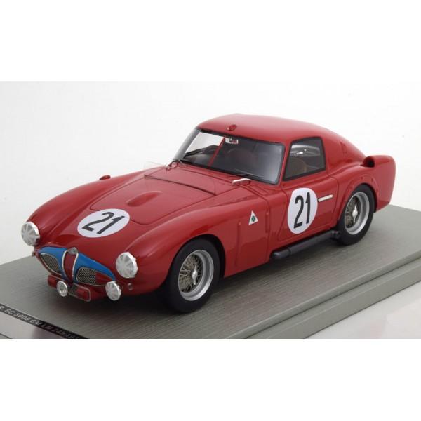 Alfa Romeo 6C 3000CM No.21, 24h Le Mans