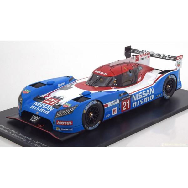 Nissan GT-R LM Nismo No.21, 24h Le Mans