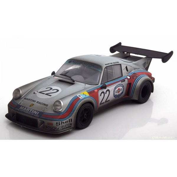 Porsche 911 RSR 2.1 Turbo No.22, 24h Le Mans