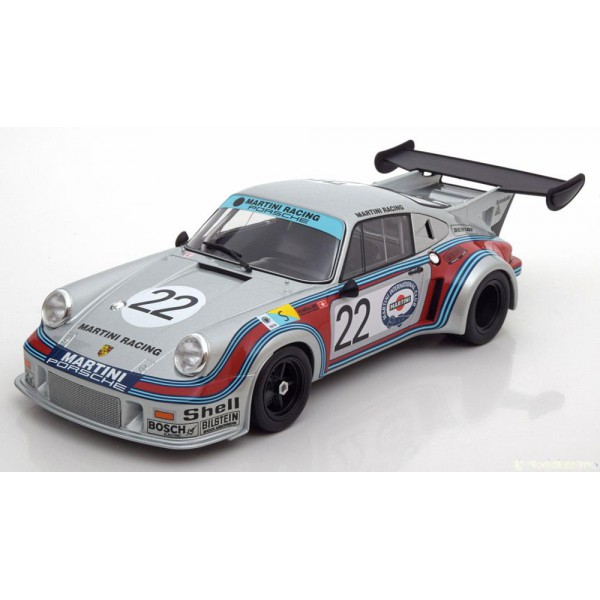 Porsche 911 Carrera RSR 2.1 No.22, 2nd 24h Le Mans