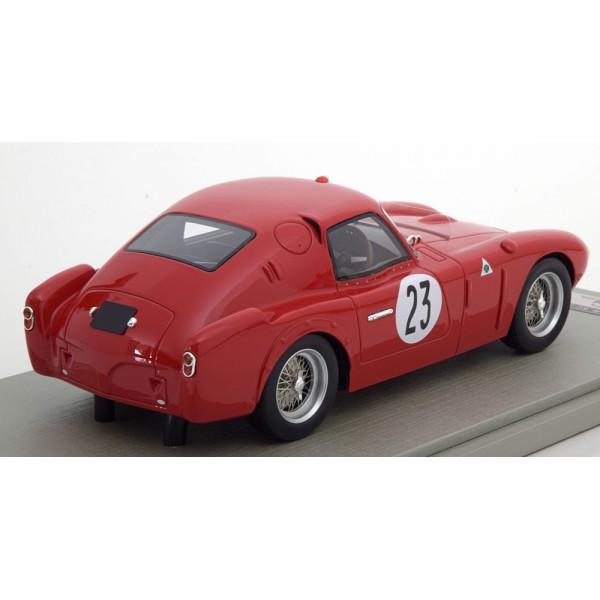 Alfa Romeo 6C 3000CM No.23, 24h Le Mans