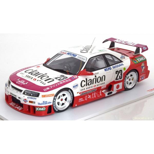 Nissan GT-R LM No.23, 24h Le Mans