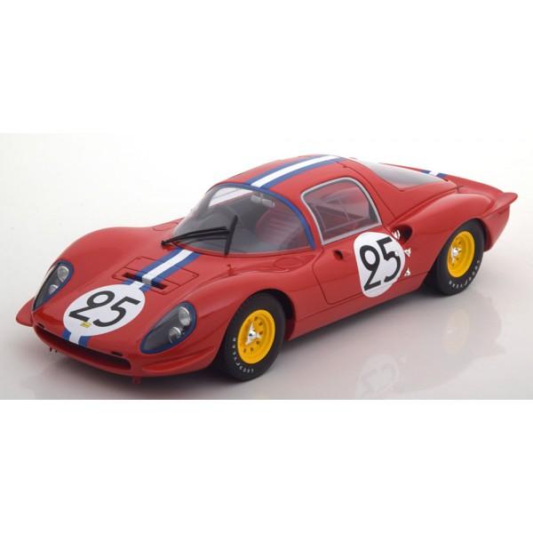 Ferrari Dino 206 S No.25, 24h Le Mans