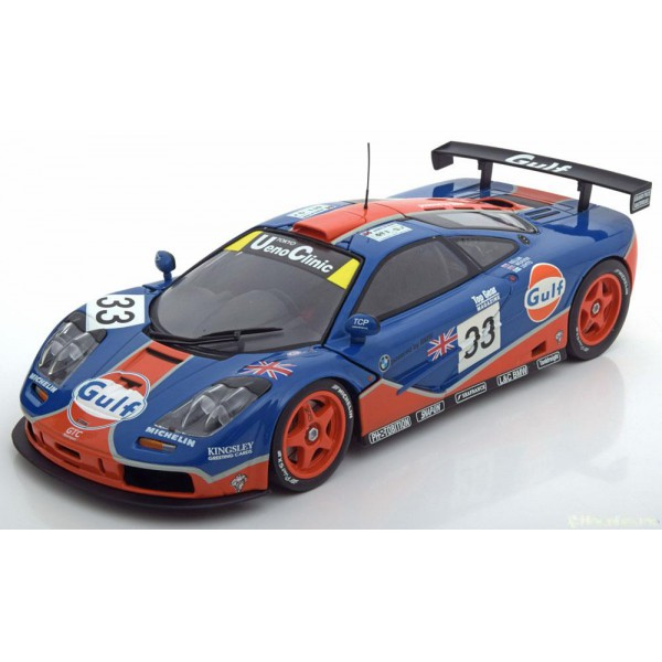 McLaren F1 GTR No.33, 24h Le Mans
