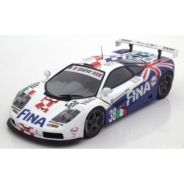 McLaren F1 GTR No.38, 24h Le Mans