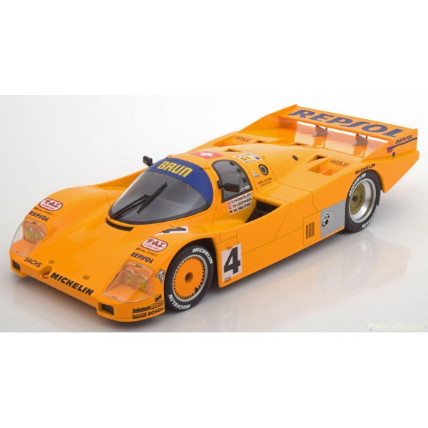 Porsche 962 C No.4, 24h Le Mans