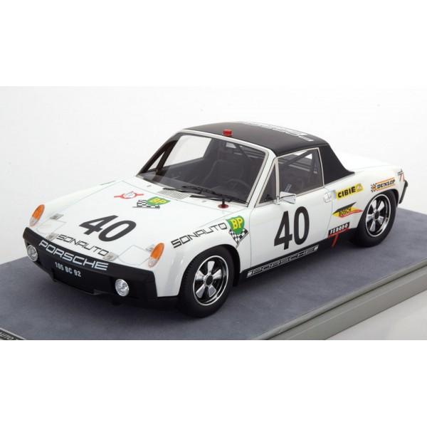 Porsche 914/6 No.40, 24h Le Mans