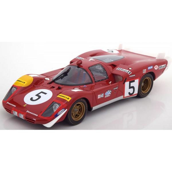 Ferrari 512S Long Tail No.5, 24h Le Mans