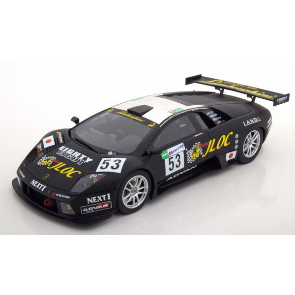 Lamborghini Murcielago R-GT No.53, 24h Le Mans
