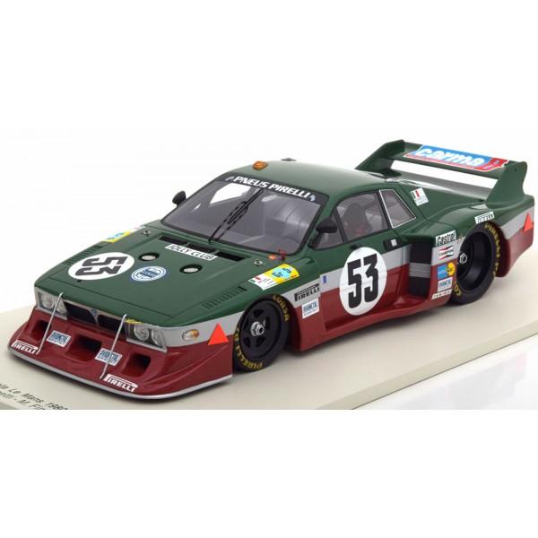 Lancia Beta Monte Carlo No.53, 24h Le Mans.1:18