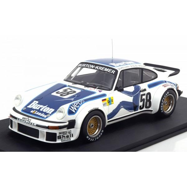 Porsche 934 No.58, 24h Le Mans