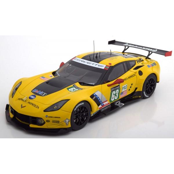 Chevrolet Corvette C7.R No.63, 24h Le Mans