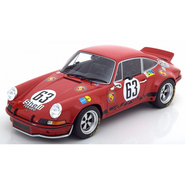 Porsche 911 Carrera RSR No.63, 24h Le Mans