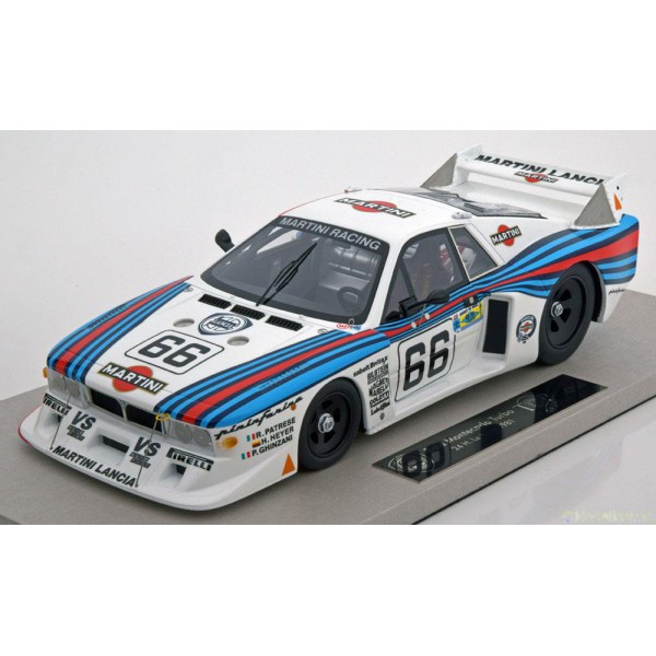 Lancia Beta Montecarlo Turbo No.66, 24h Le Mans