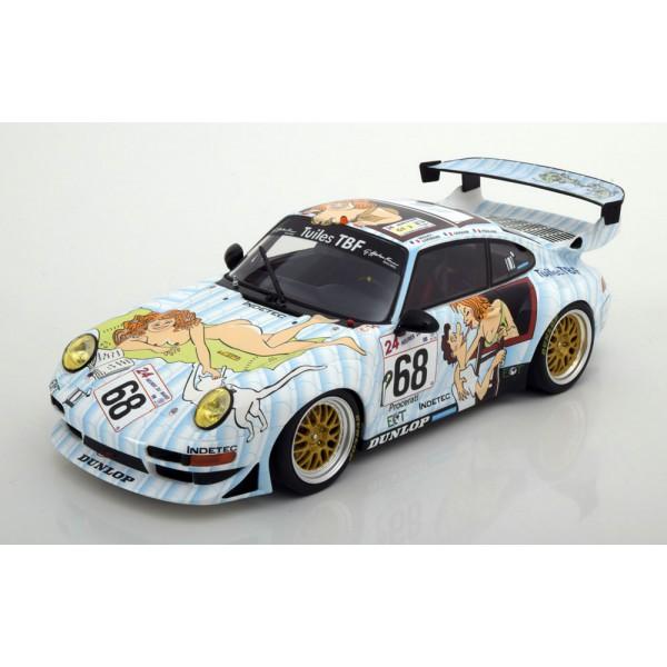 Porsche 911 (993) GT2 Evo No.68, 24h Le Mans