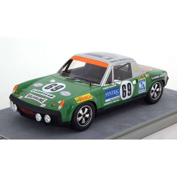 Porsche 914/6 No.69, 24h Le Mans