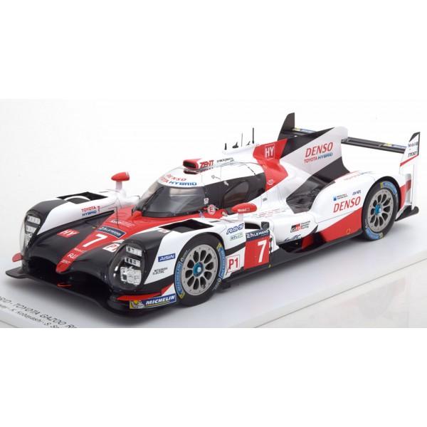 Toyota TS050 Hybrid No.7, 24h Le Mans