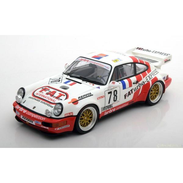 Porsche 911 (964) RSR No.78, 24h Le Mans