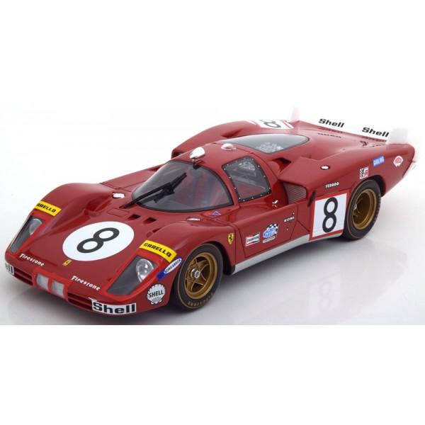 Ferrari 512S Long Tail No.8, 24h Le Mans