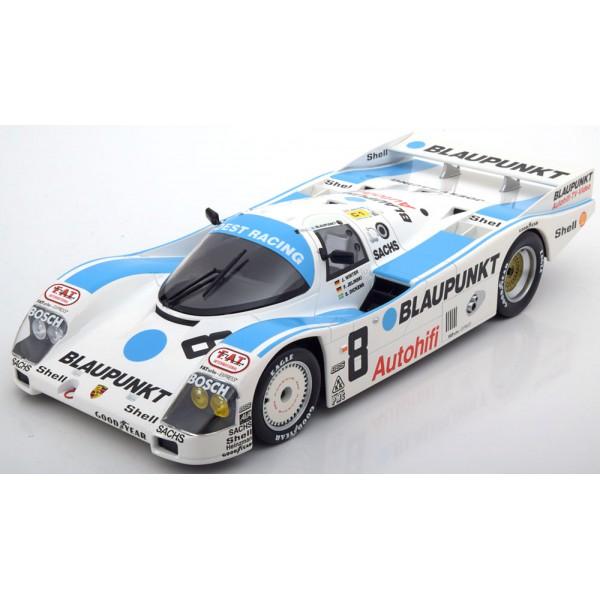 Porsche 962C No.8, 24h Le Mans