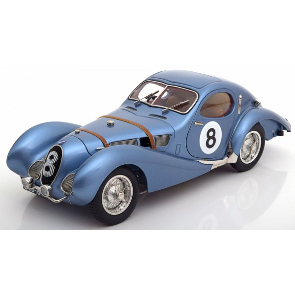 Talbot Lago Coupe T150C-SS RHD No.8, 24h Le Mans