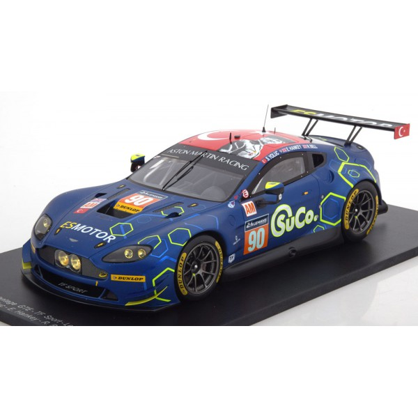 Aston Martin Vantage GTE No.90, 24h Le Mans