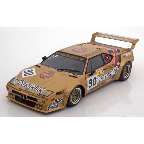 BMW M1 E26 No.90, 24h Le Mans