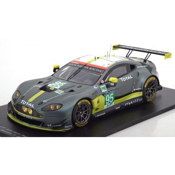 Aston Martin Vantage GTE No.95, 24h Le Mans