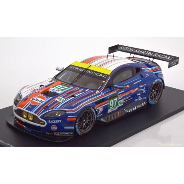 Aston Martin Vantage GTE AMR No.97, 24h Le Mans