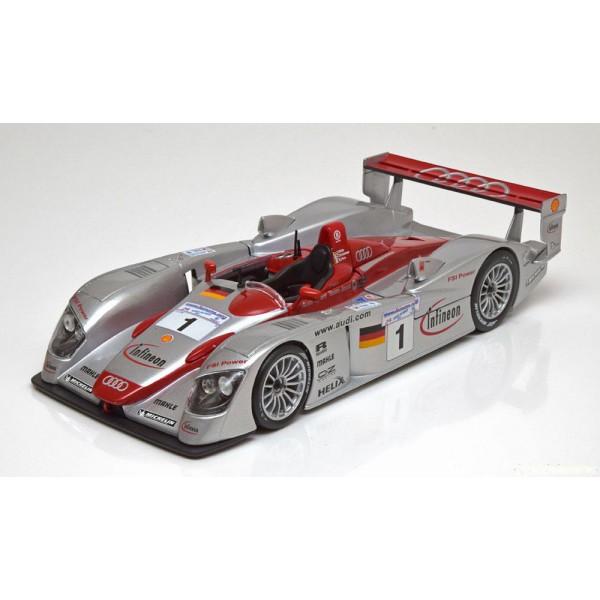 Audi R8 Winner 24h Le Mans