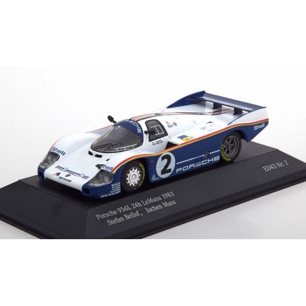 Porsche 956 LH No.2, 24h Le Mans