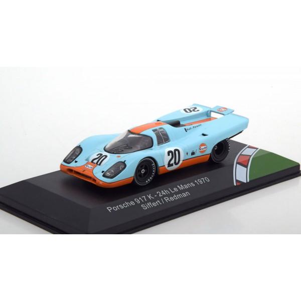 Porsche 917 K No.20, 24h Le Mans