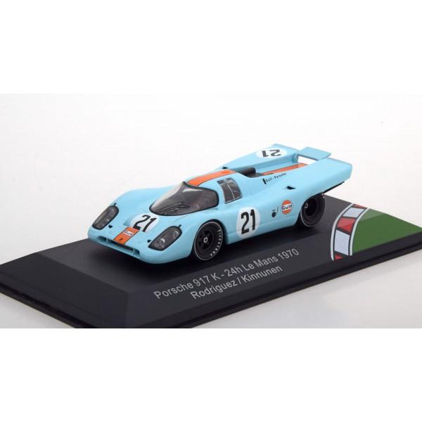 Porsche 917 K No.21, 24h Le Mans