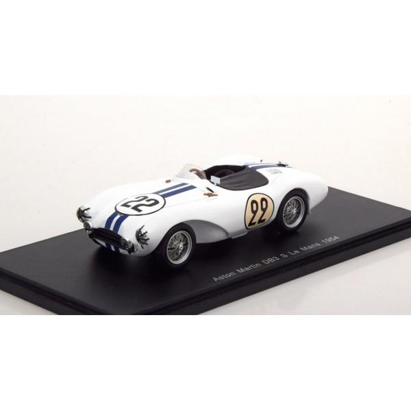 Aston Martin DB3 S No.22, 24h Le Mans