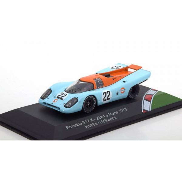 Porsche 917 K No.22, 24h Le Mans