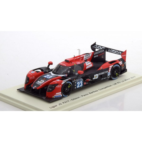 Ligier JS P217 No.23, 24h Le Mans