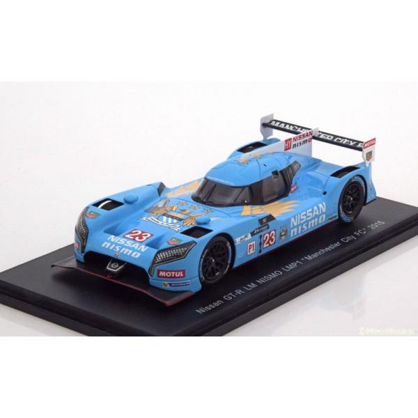 Nissan GT-R LM Nismo No.23, 24h Le Mans