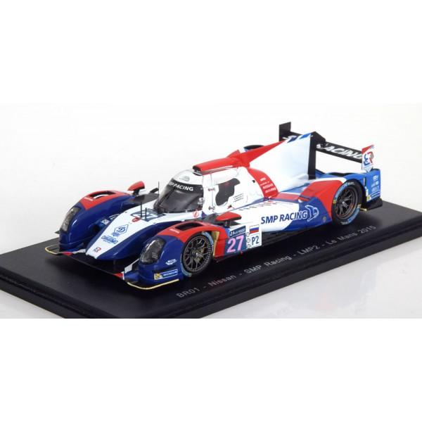 Nissan BR01 No.27, 24h Le Mans