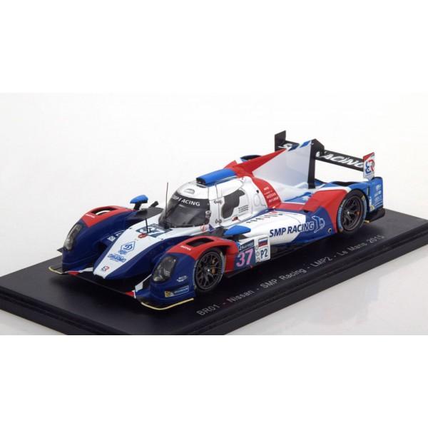 Nissan BR01 No.37, 24h Le Mans