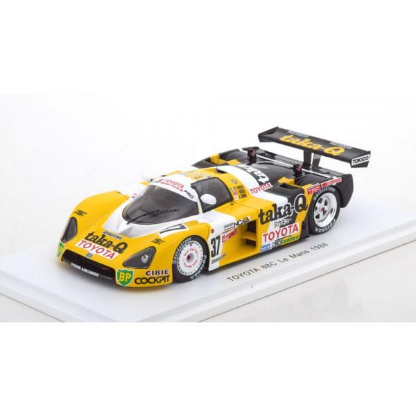 Toyota 88C No.37, 24h Le Mans