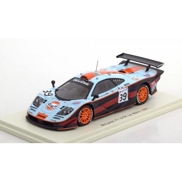 McLaren F1 GTR No.39, 24h Le Mans