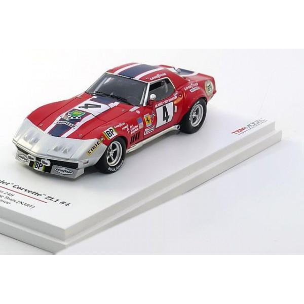 Chevrolet Corvette ZL1 No.4, 24h Le Mans