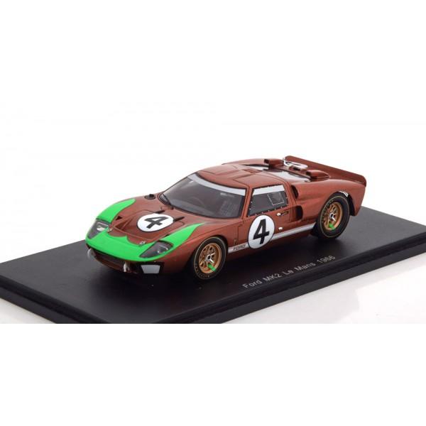Ford GT40 MK2 No.4, 24h Le Mans