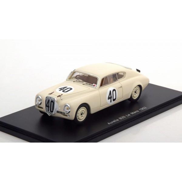 Aurelia B20 No.40, 24h Le Mans